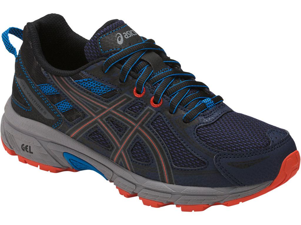 Asics Gel Venture 6 Junior Trail Running Shoe a3895c3f43c4